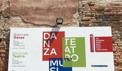 2018年威尼斯建筑双年展考察